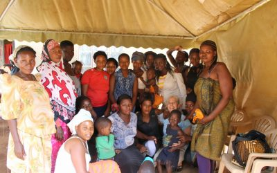 Research Shows Transcendental Meditation Empowers Disadvantaged Ugandan Mothers