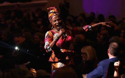 Why Angelique Kidjo Supports Transcendental Meditation for Underserved Children