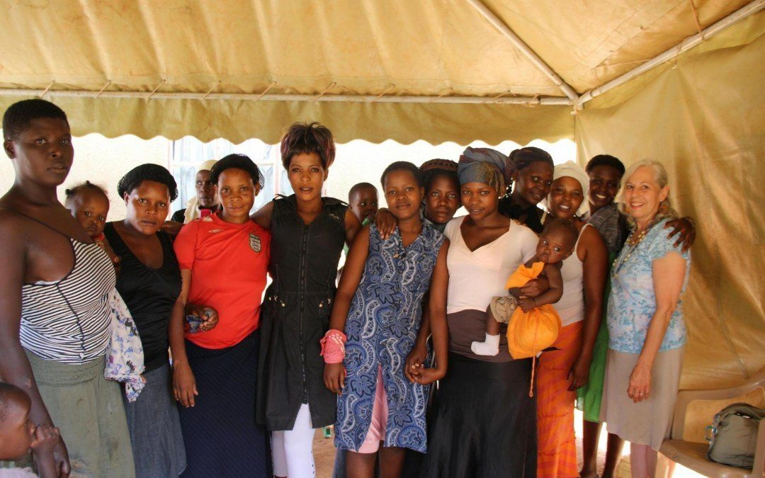 Bringing Smiles to the Faces of Women in Uganda